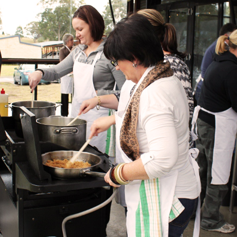 Estate Tuscany Cooking school hunter valley